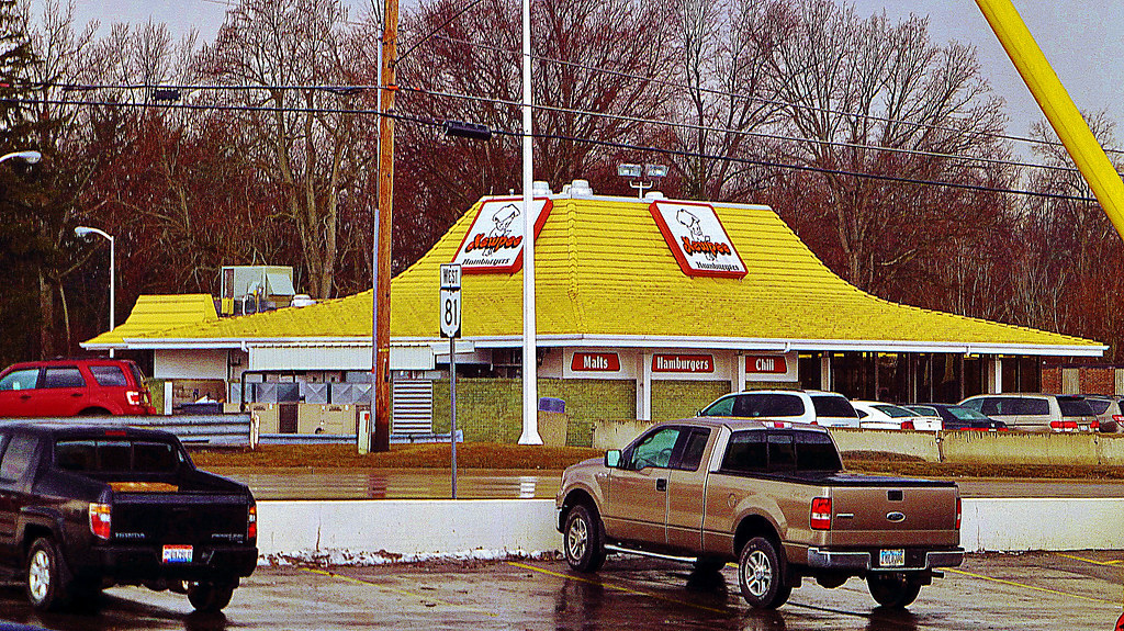 Kewpee Hamburgers! | This restaurant was opened in 1972 ...