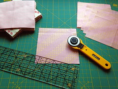 Cutting Background Fabric