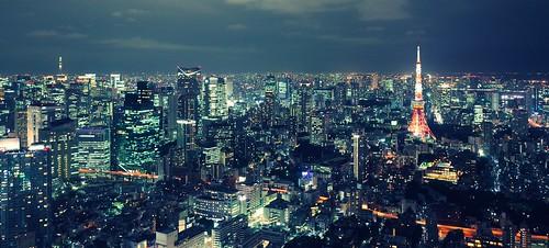 Tokyo 2014 - Roppongi - Roppongi Hills (6)