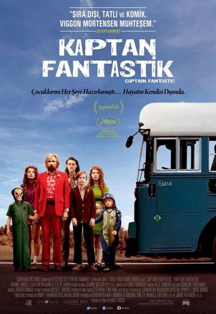 Kaptan Fantastik - Captain Fantastic (2016)