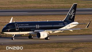 StarFlyer A320-214 msn 7414