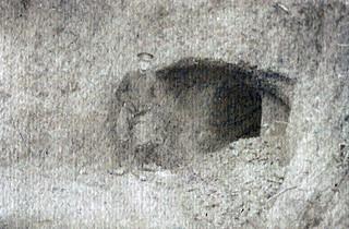 A funk hole, Gallipoli