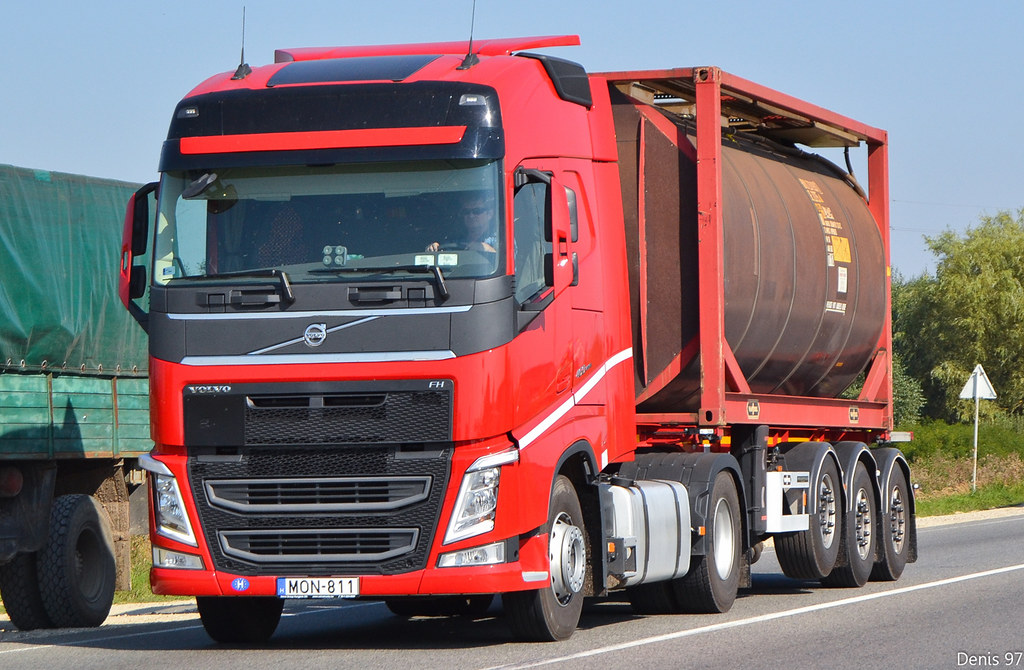 "Volvo FH IV 460 Euro6 ""Auto-Coop""(H) | Denis 97 | Flickr"