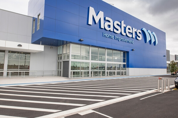Strong bidding is expected for the upcoming sale of Masters stores