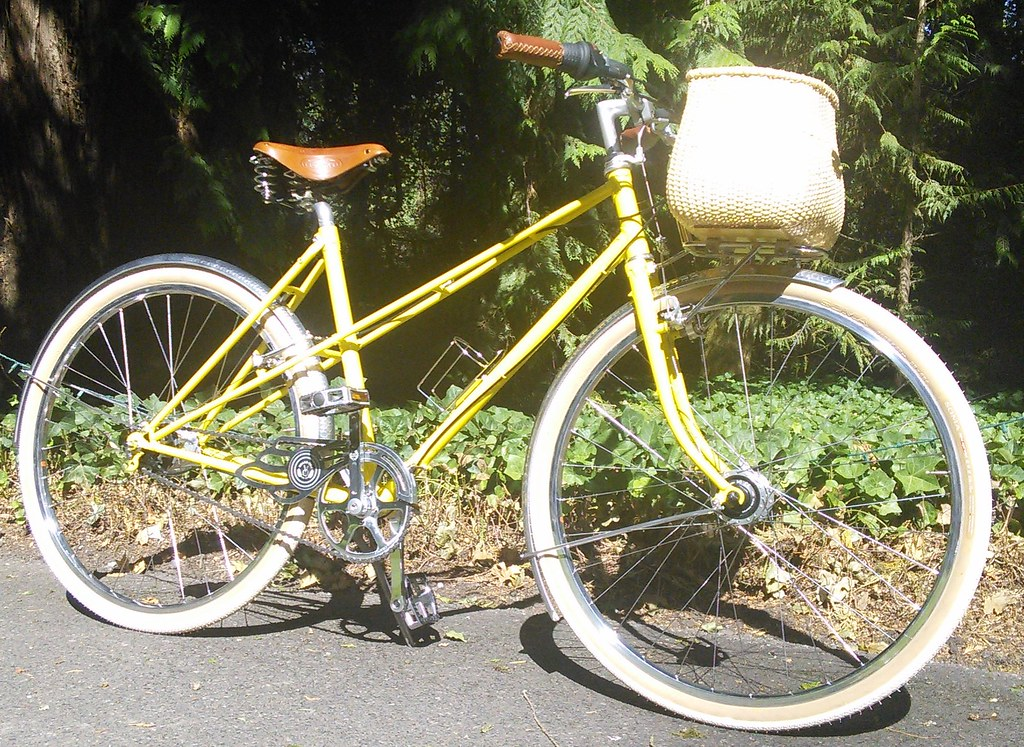 Classic Touring Frames With Larger Tire Clearance And Sturdy