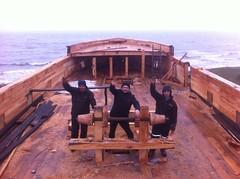 Construcción de la réplica del HMS Beagle 321 (9)