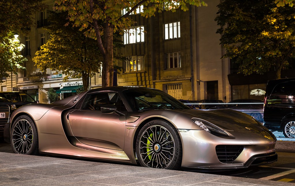 porsche 918 spyder i prefer the weissach wheels jayrao flickr. Black Bedroom Furniture Sets. Home Design Ideas