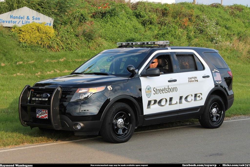 Streetsboro Police Ford Explorer K 9 15 Brimfest 2014