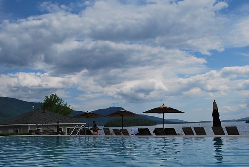 Infinity Pool at the Sagamore