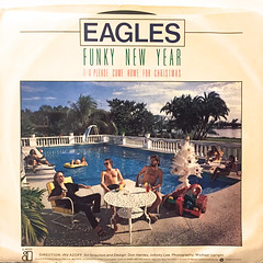 EAGLES:PLEASE COME HOME FOR CHRISTMAS(JACKET B)
