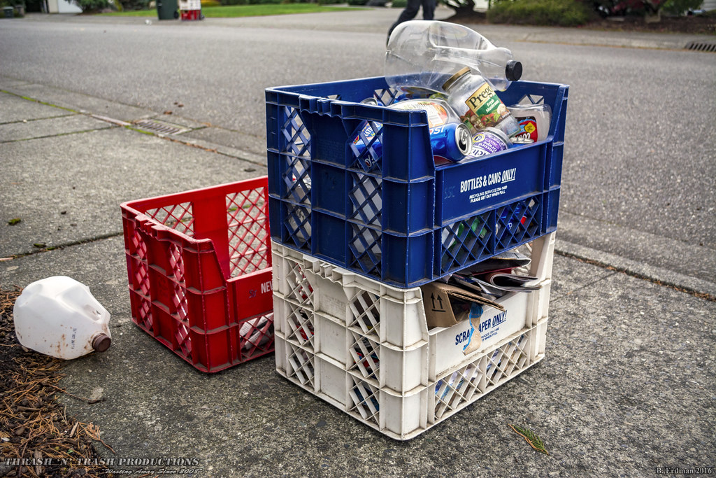 Sanitary Service Bellingham : Sanitary service company rehrig pacific stackable