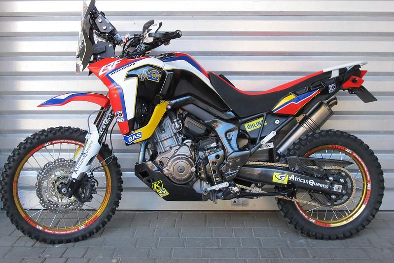 Africa Queen CRF1000R