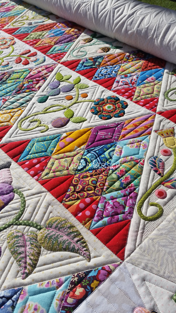 A11 Sweet Surrender By Sue Cody Pieced By Beth And