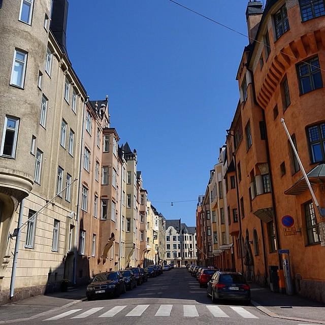 An architectural tour of helsinki helsinki jugendstil f for R architecture tours