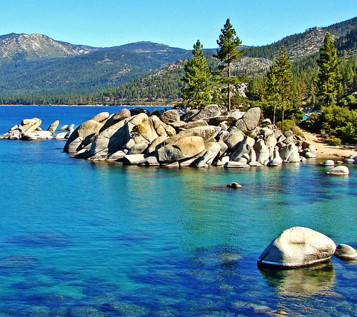 Sand Harbor, Lake Tahoe, NV 9-10