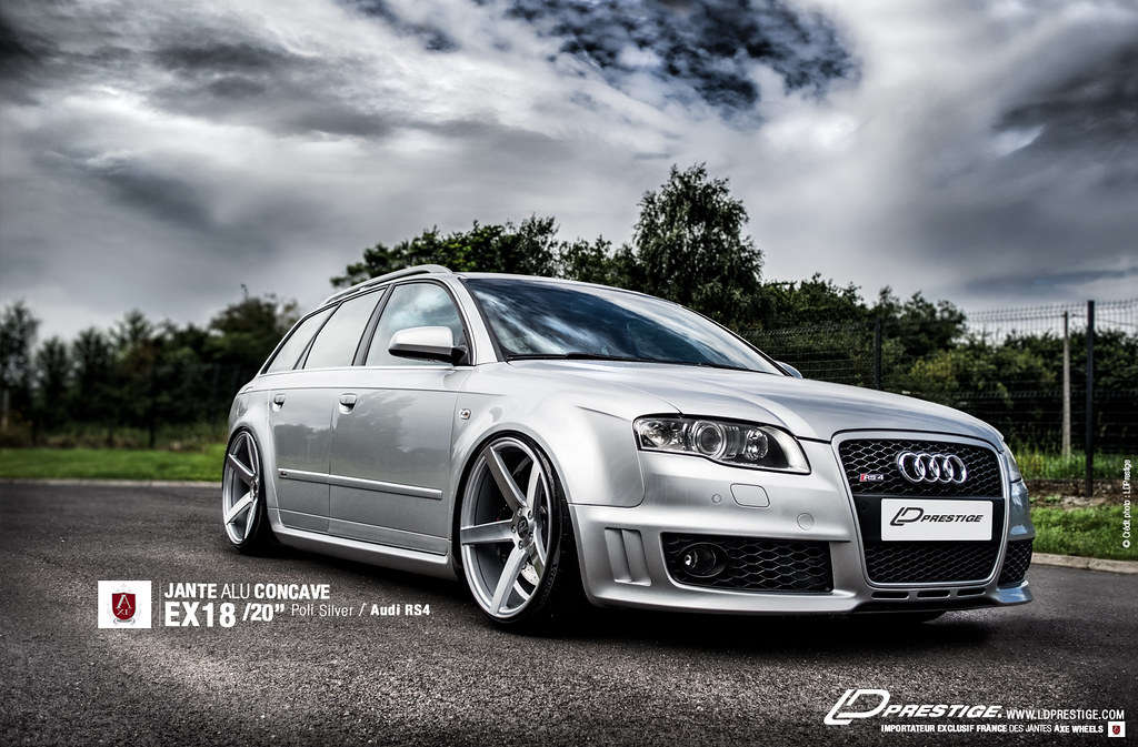 01 Audi Rs4 Axelx18 Ps 20 01 Audi Rs4 Pack Jante
