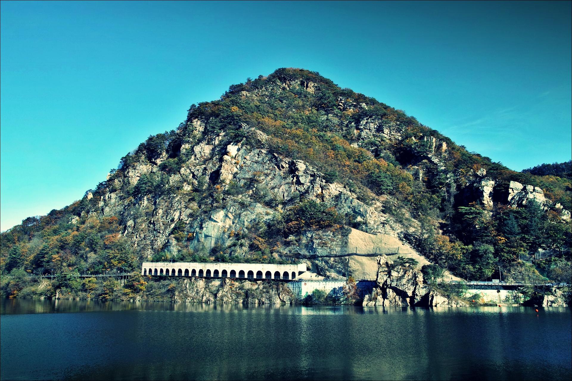 한강-'미니벨로(오리바이크 서파즈 AR20) 타고 북한강 자전거 여행'