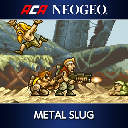 ACA Neo-Geo Metal Slug