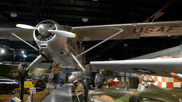Hangar 1 at the Warner Robins Museum of Aviation