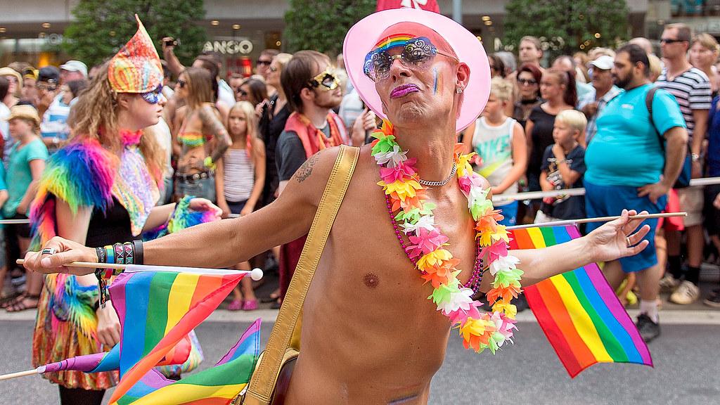 raunchy gay theathres