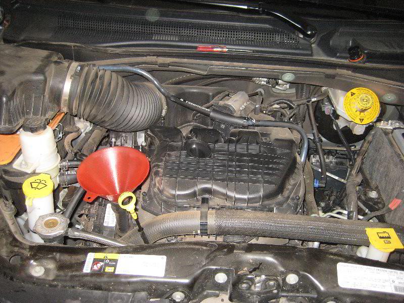 2013 Dodge Grand Caravan Pentastar 36l V6 Engine Chan\u2026 Flickrrhflickr: 2012 Grand Caravan Oil Filter Location At Amf-designs.com