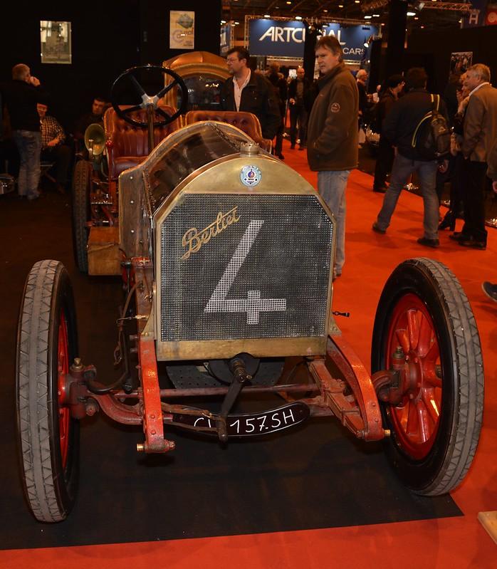 Automobiles BERLIET - Retromobile Paris 2014 France 14934428322_d1a83b09e0_c