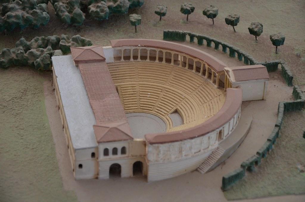 Model of Hadrian's Vil...