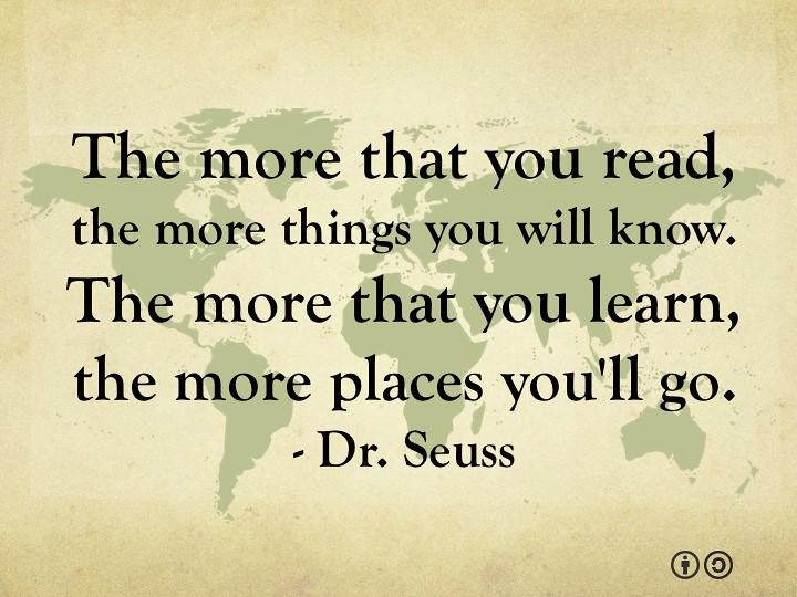 CIta sobre la lectura