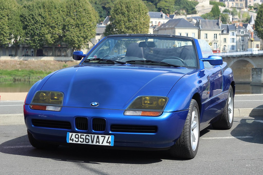 rassemblement bmw z1 en touraine le z1 fut produit de juil flickr. Black Bedroom Furniture Sets. Home Design Ideas