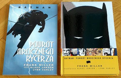 Egmont - Batman Powrot Mrocznego Rycerza