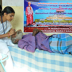 187th Free Eye Camp at Kanyakumari