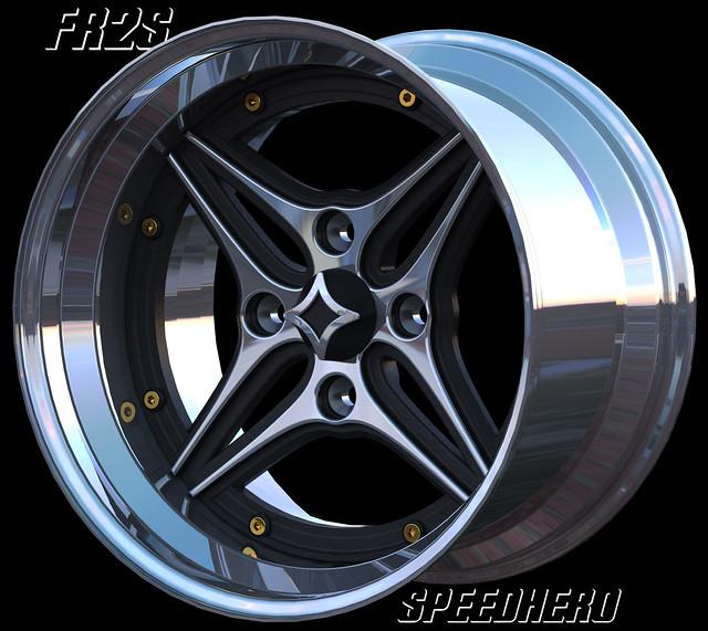 SpeedHero FR2S