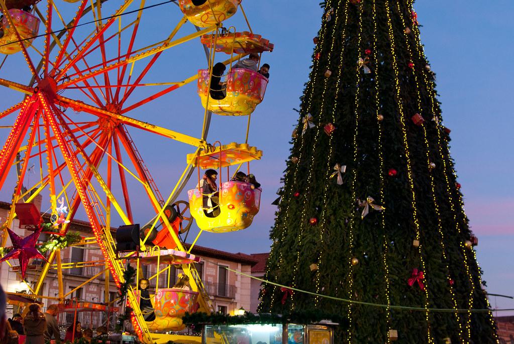 Alcalá en Navidades (I)