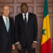 WIPO Director General Meets with Senegal's Foreign Minister
