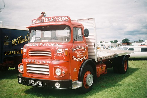Red Lorry...
