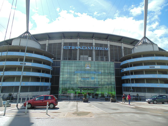 East Stand, Etihad Stadium