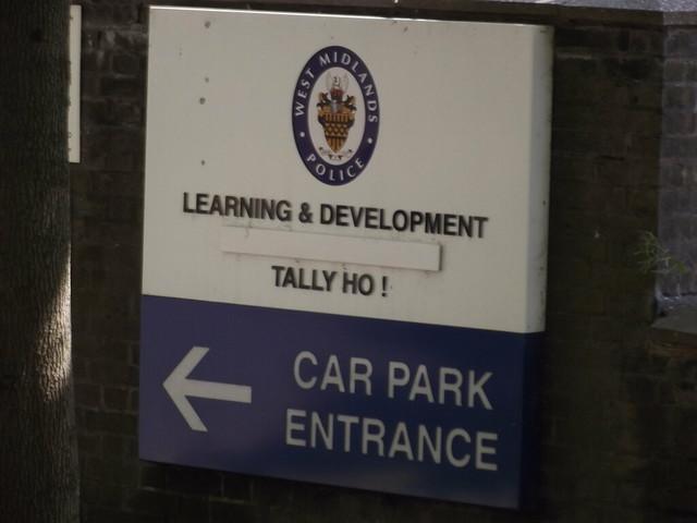 Tally-Ho! - Pershore Road, Edgbaston - sign - Car Park ...