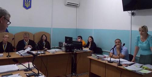 Звільнення екс-начальника обласного ДАІ Миколи Слободенюка було незаконним?