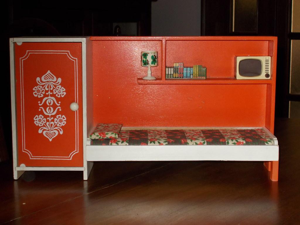 Frade mobili per bambole in legno camera cecilia barba flickr - Mobili per esterni in legno ...