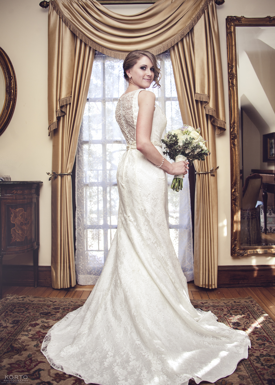 Watson Wedding: Mrs. Watson