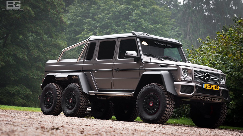 mercedes g63 amg 6x6 olst the netherlands what a huge mo flickr. Black Bedroom Furniture Sets. Home Design Ideas