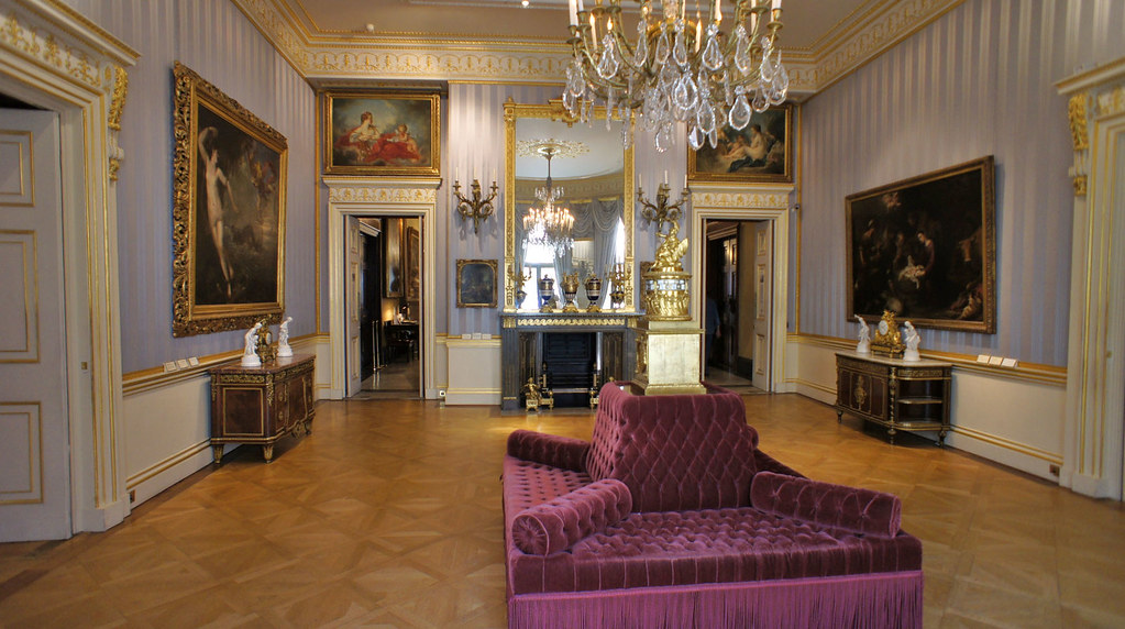 Wallace Collection Dining Room