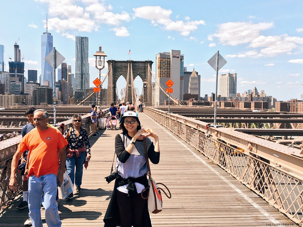 30160430834 dd0da30fd2 b - USA 2016 Travel Diary: My adventures in crossing the Brooklyn Bridge