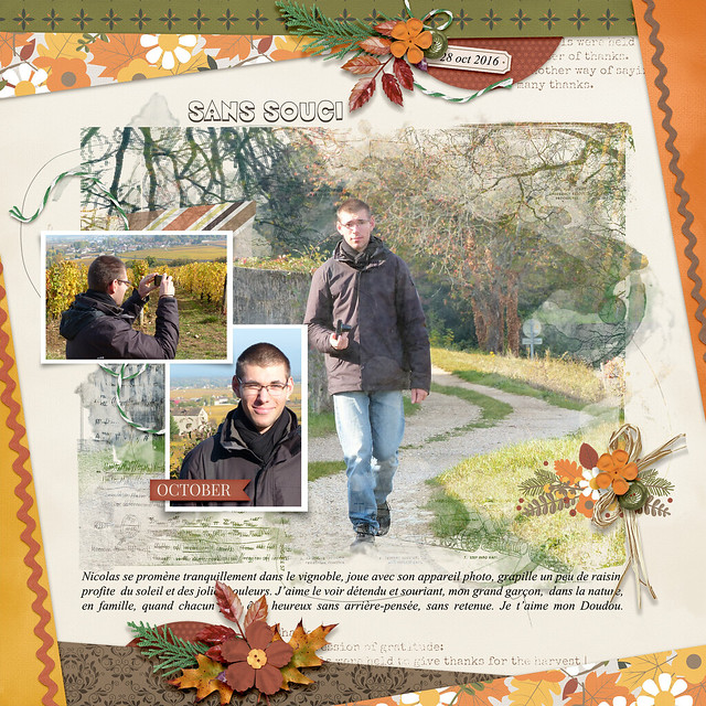 Autumn Song, freebie by Misty Hilltops Designs