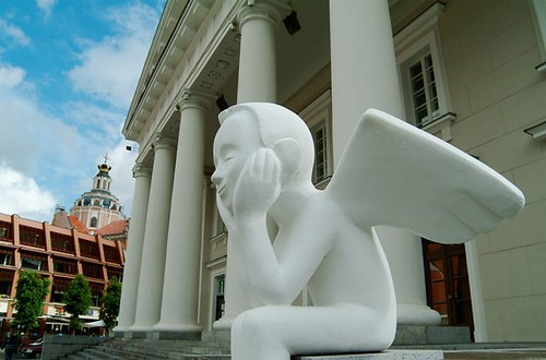 Ратуша в Вильнюсе