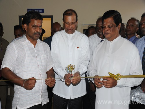 Opening Ceremony of Varany Central College buildings – 27 July 2014