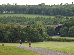 The Old Crimple Valley Viaduct