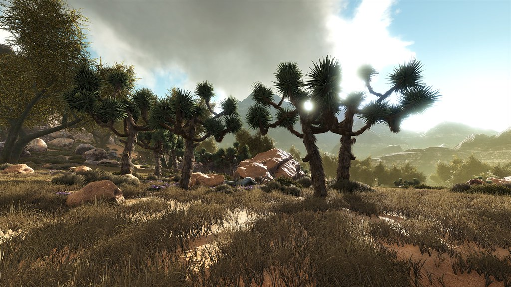 Ark Survival Evolved Scorched Earth Taken With Nvidia