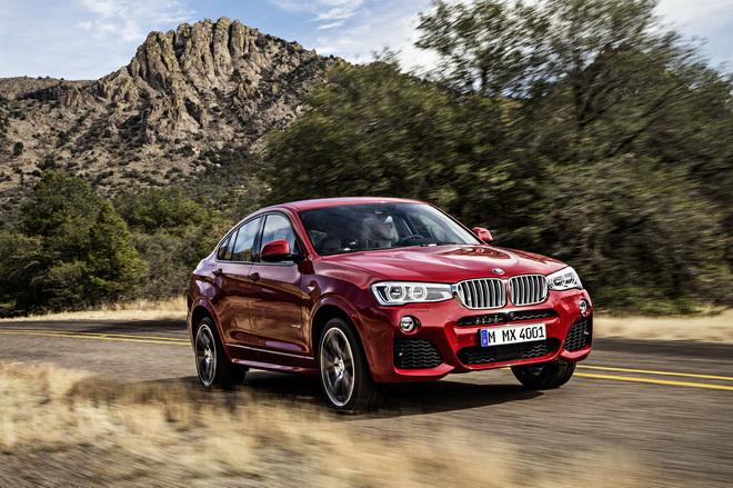 [新聞照片二] BMW X4