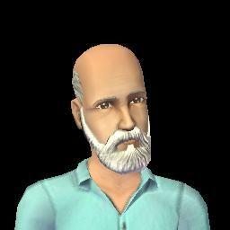Roberto Novato en Los Sims 2